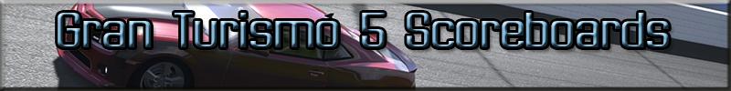 Gran Turismo 5 Scoreboards Link