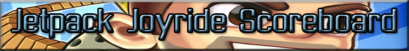 Jetpack Joyride Scoreboard Link
