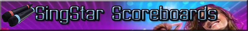 SingStar Scoreboard Link