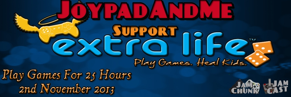 Extralife banner