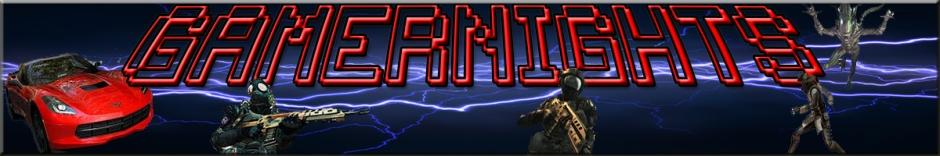 Gamernights Banner