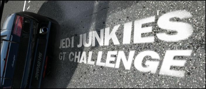Jedi Junkie Challenge