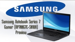 Samsung Notebook Series 7 Gamer (NP700G7C-S01UK) Preview Link