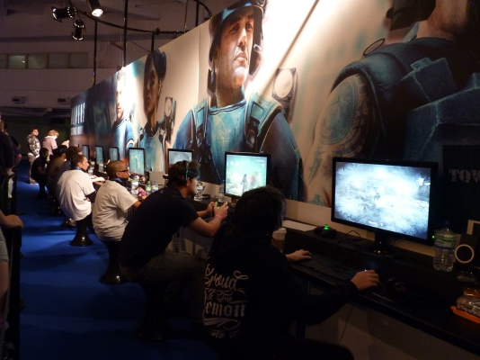 Aliens: Colonial Marines was finally on show