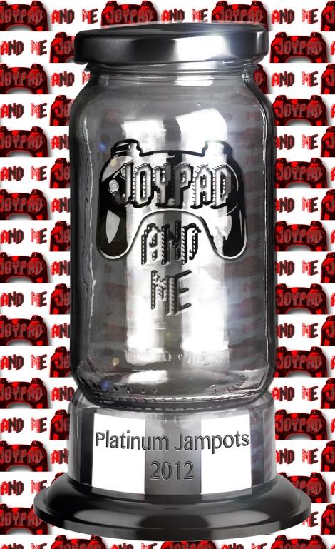 The JoyPadandMe Podcast - The Platinum Jampot Awards 2012