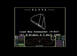 Elite C64