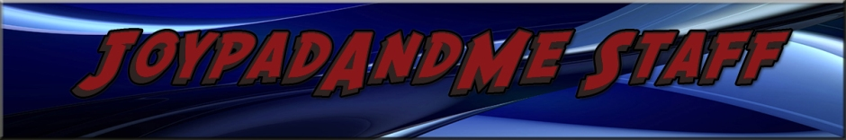 JoypadAndMe Staff Banner