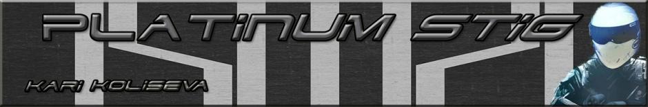 Platinum Stig Banner