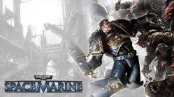 Warhammer 40k Space Marine Link