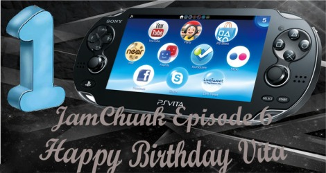 JamChunk 6: Happy Birthday Vita