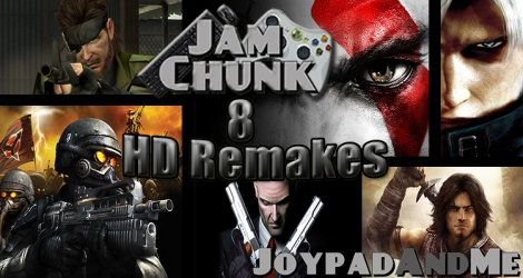 JamChunk Episode 08: HD Remakes