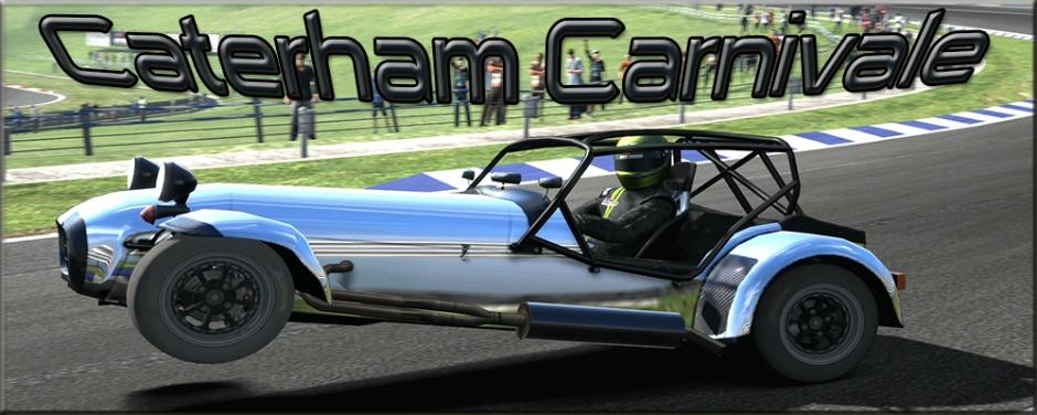 Gran Turismo 5 Caterham Carnivale