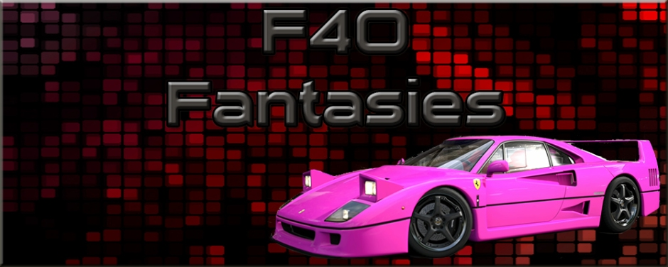 Gran Turismo 5 F40 Fantasies