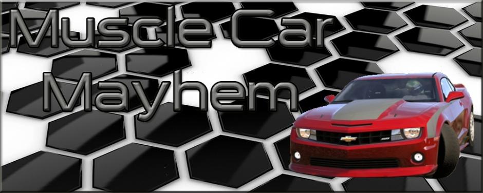Gran Turismo 5 Muscle Car Mayhem