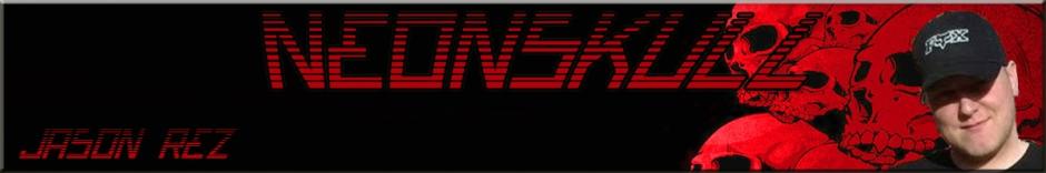 NeonSkull Banner