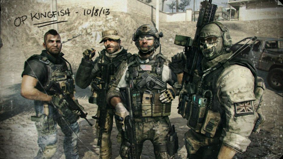 Great Gaming Characters Captain Price
