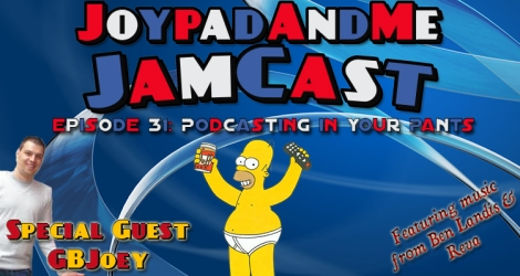 Podcast Episode 31. JamCast: Podcasting In Your Pants