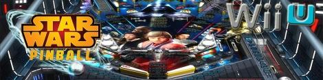 Star Wars Pinball Wii U Banner