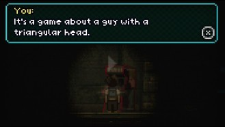 Lots of love given to Silent Hill games, with quite a few hidden self-parodic references.