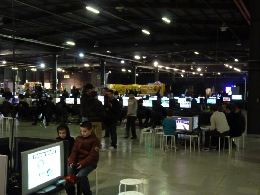 Play Expo will be back next year. Go to it!