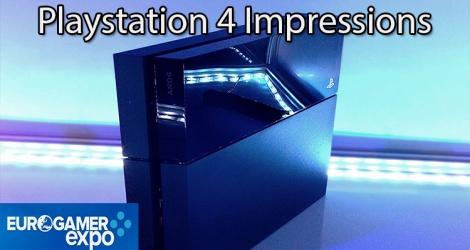 Playstation 4 Impressions
