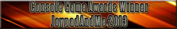 CGA Winner banner