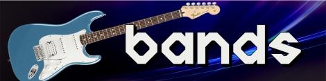 Bands Banner