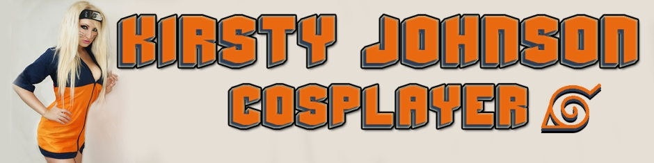 Kirsty Johnson Cosplay Banner