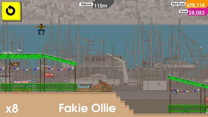 Port Fakie Ollie