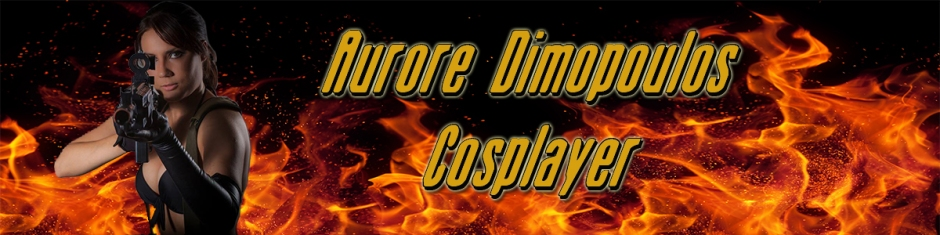 Cosplay Banner Aurore Dimopoulos