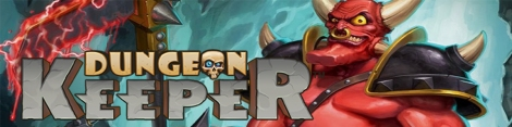 Dungeon Keeper banner