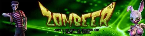 Zombeer Banner