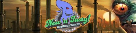 New N Tasty Banner