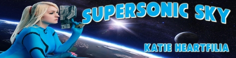 Supersonic Sky Banner