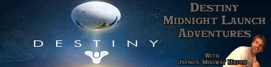 Destiny Midnight Launch banner