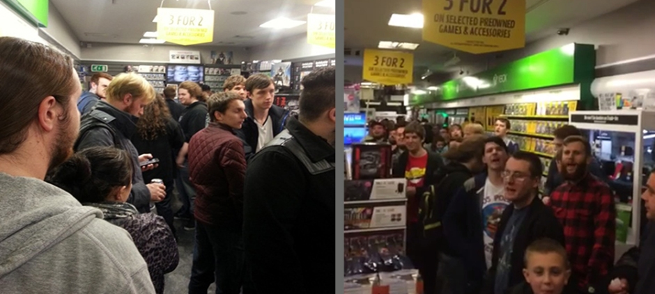 Destiny Midnight launch double