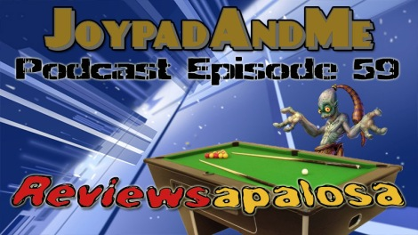 Podcast Episode 59: Reviewsapalosa