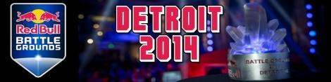 Redbull Battlegrounds Detroit Banner