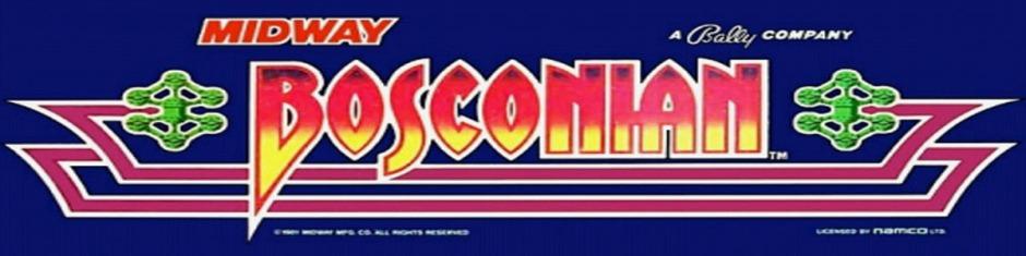 Bosconian Banner
