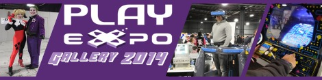 Play Expo 2014 Banner