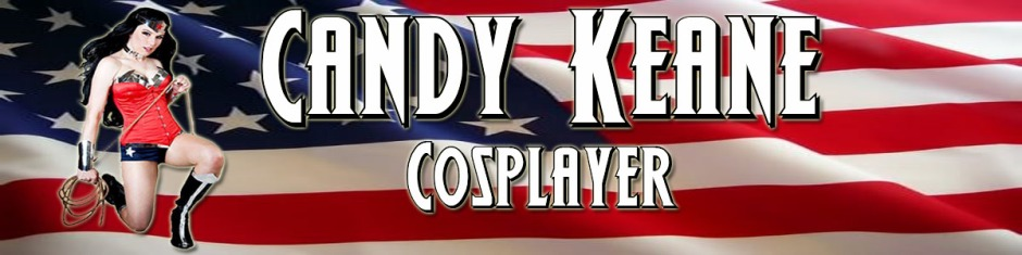 Candy Keane Cosplayer Banner