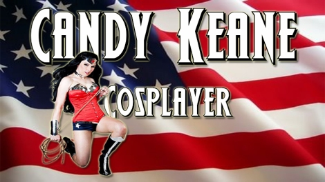Candy Keane Cosplayer Link