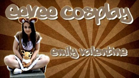 EeVee Cosplay Link