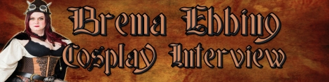 Brema Ebbing Cosplay Interview Banner