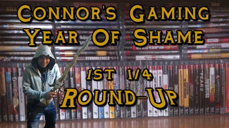 Connors Year Of Shame First Quarter Round Up