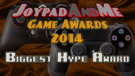 Game Awards Biggest Hype Award