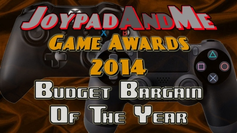 Game Awards Budget Bargain Award