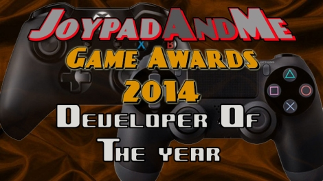 Game Awards Developer Of The Year Award