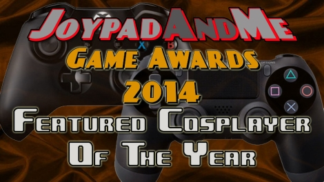 Game Awards Featured Cosplayer Of The Year