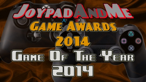 Game Awards Game Of The Year 2014